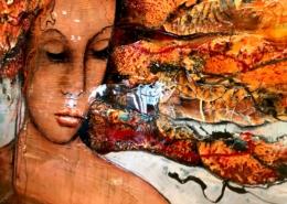 Meewaaien - Lincy Hoogveld - Art Center Hoorn