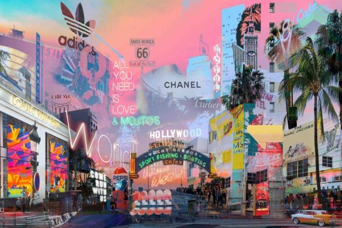 Los Angeles - Jamie Williams - Art Center Hoorn
