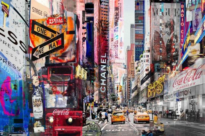 New York - Jamie Williams - Art Center Hoorn