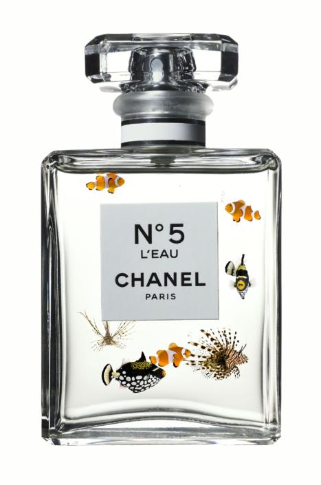 Chanel No. 5 Clown - Hans Pieterse - Art Center Hoorn