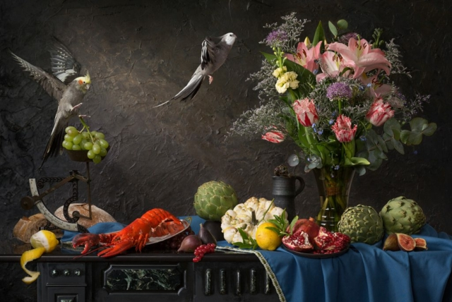 Memories of Lobster and Tulips - Hester Blankestijn - Art Center Hoorn