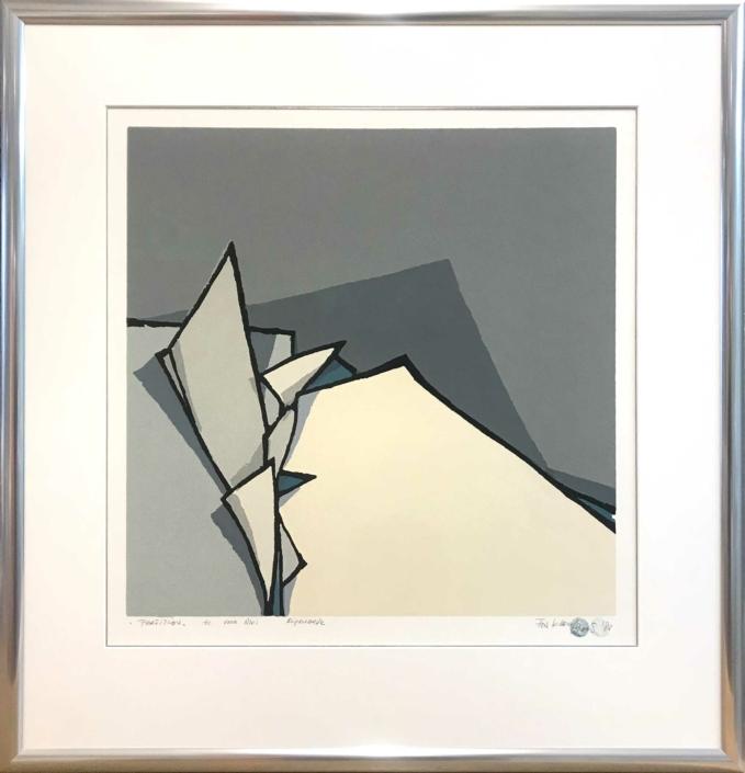Fon Klement - Partition-1 - Art Center Hoorn