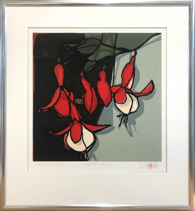 Fon Klement - Cascatelle Rouge-1 - Art Center Hoorn