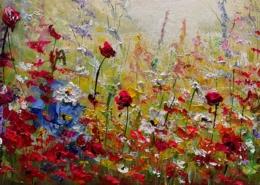 Jochem de Graaf - Bloemenzee - Art Center Hoorn