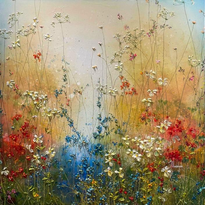 Early Morning - Yulia Muravyeva - Art Center Hoorn