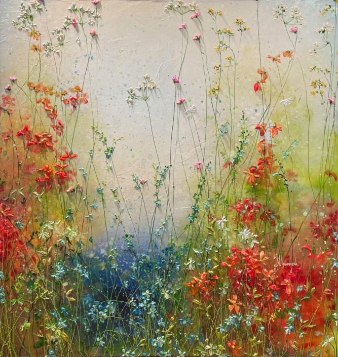 Spring Water - Yulia Muravyeva - Art Center Hoorn