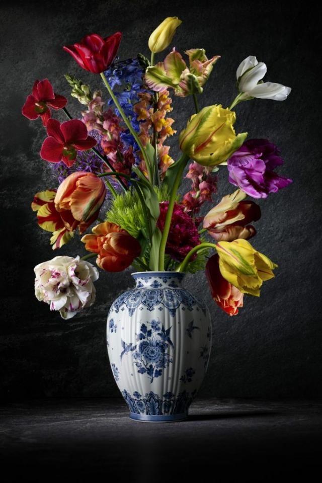 Royal Flow - Hans Pieterse - Art Center Hoorn